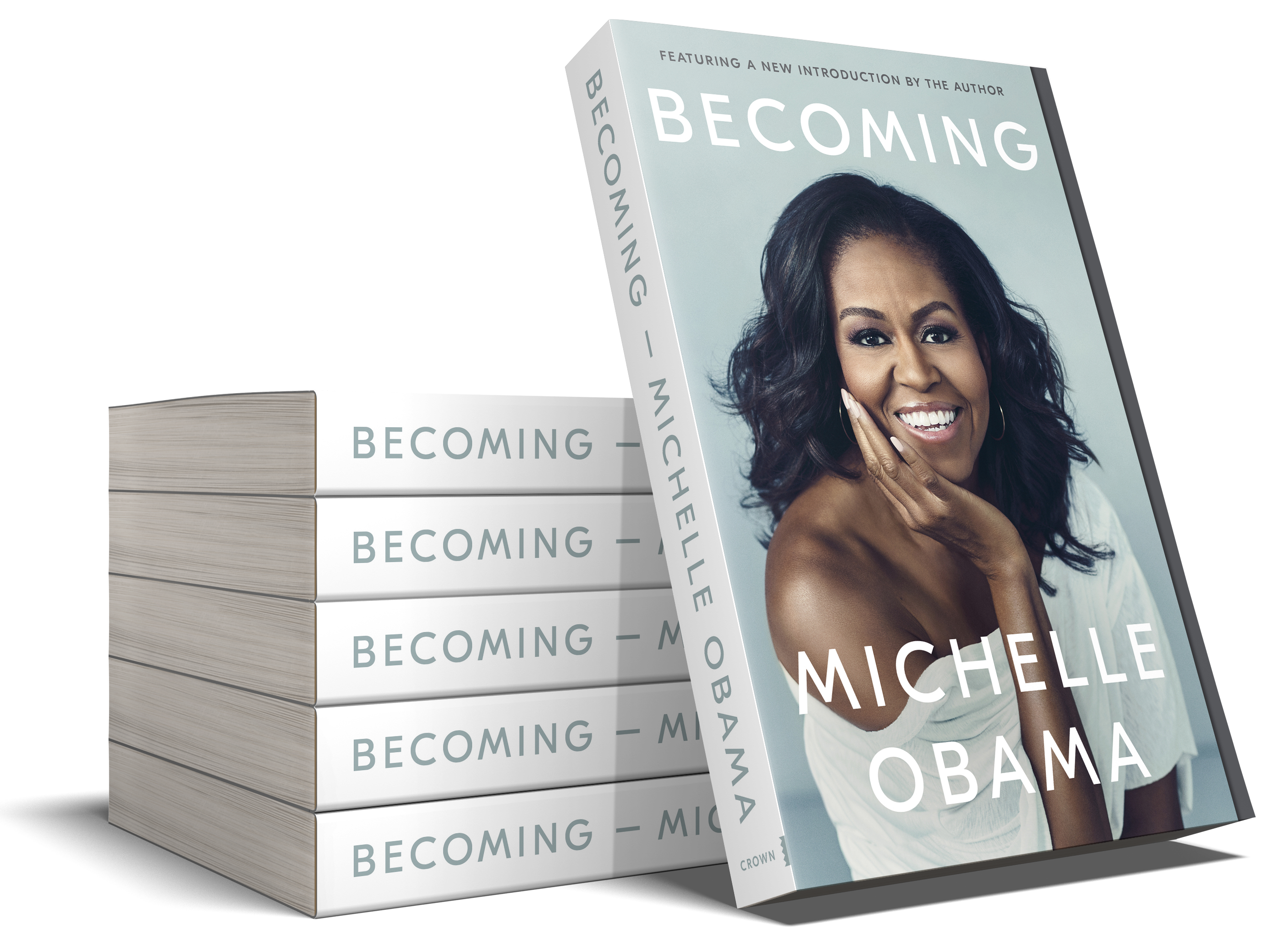 Becoming, the memoir